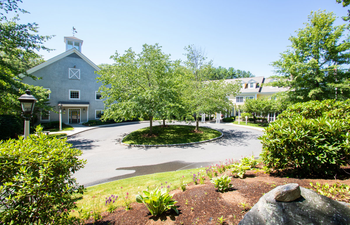 Orchard Hill Assisted Living Facility in Needham, MA